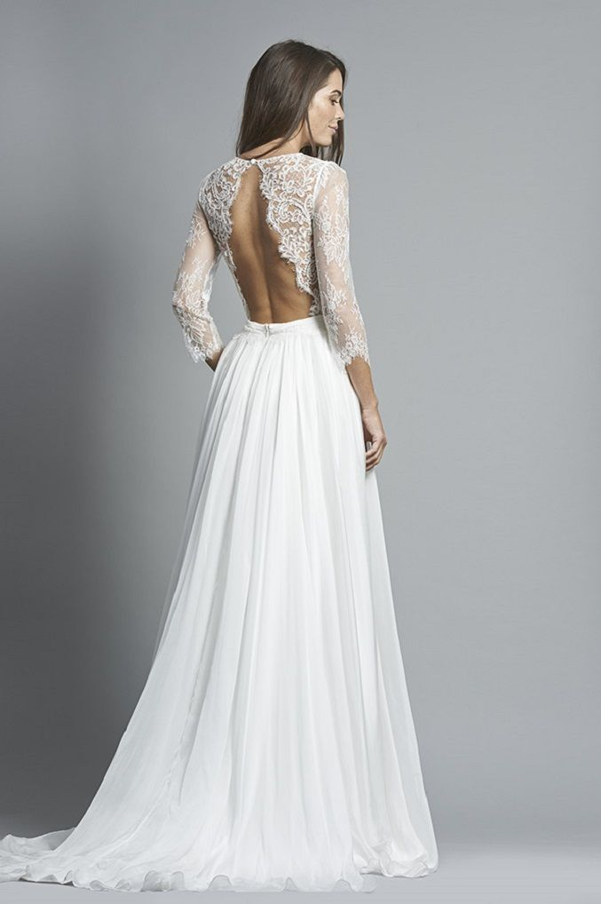 Romantic wedding dress inspiration