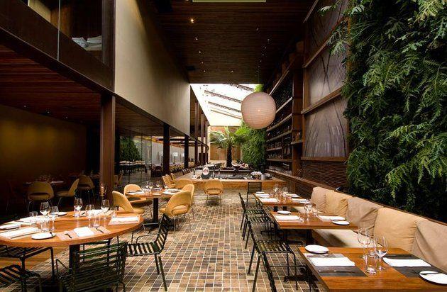 Interior Restaurant Design Awards Kaa São Paulo Brazil Image