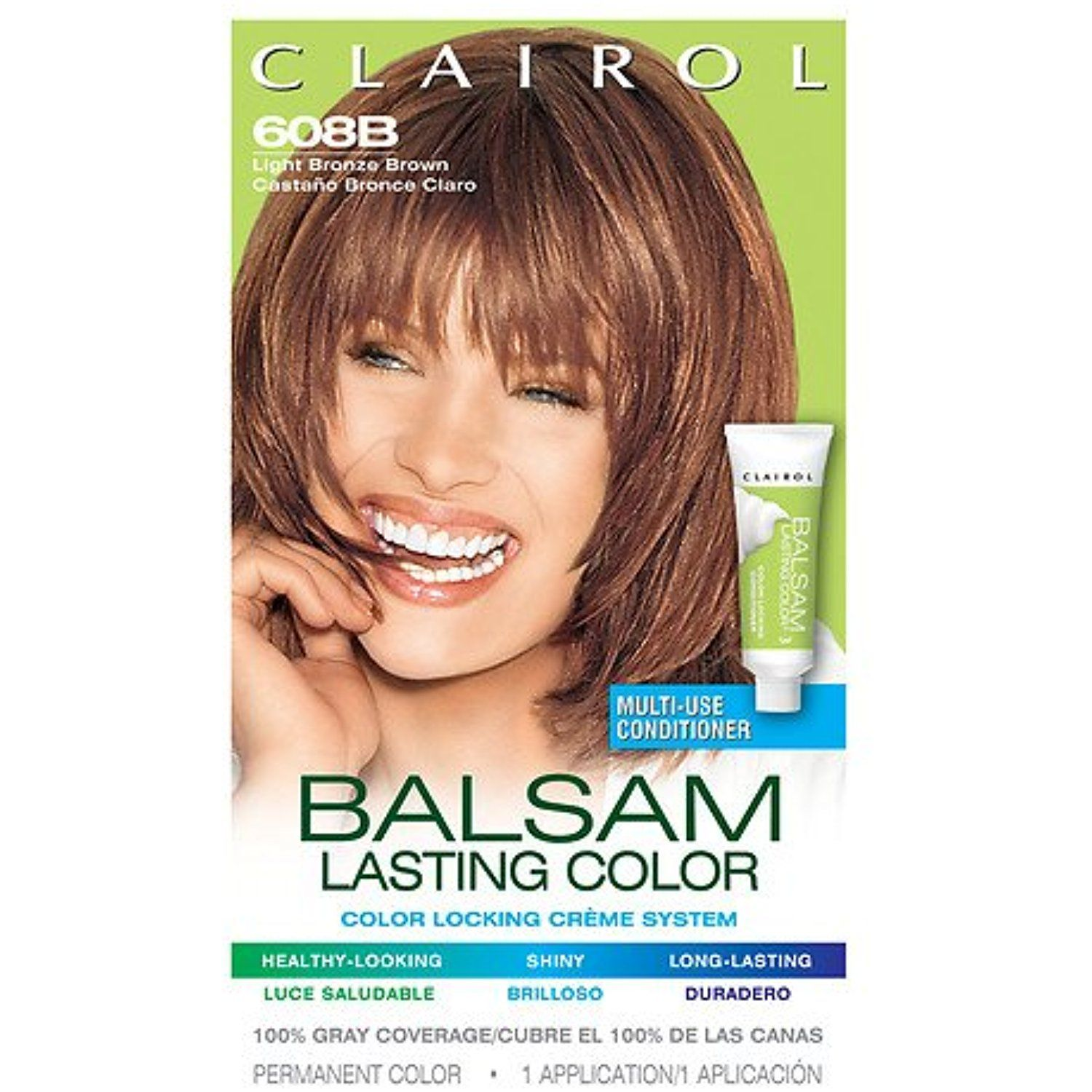 Clairol Balsam Color 3 Signs Of