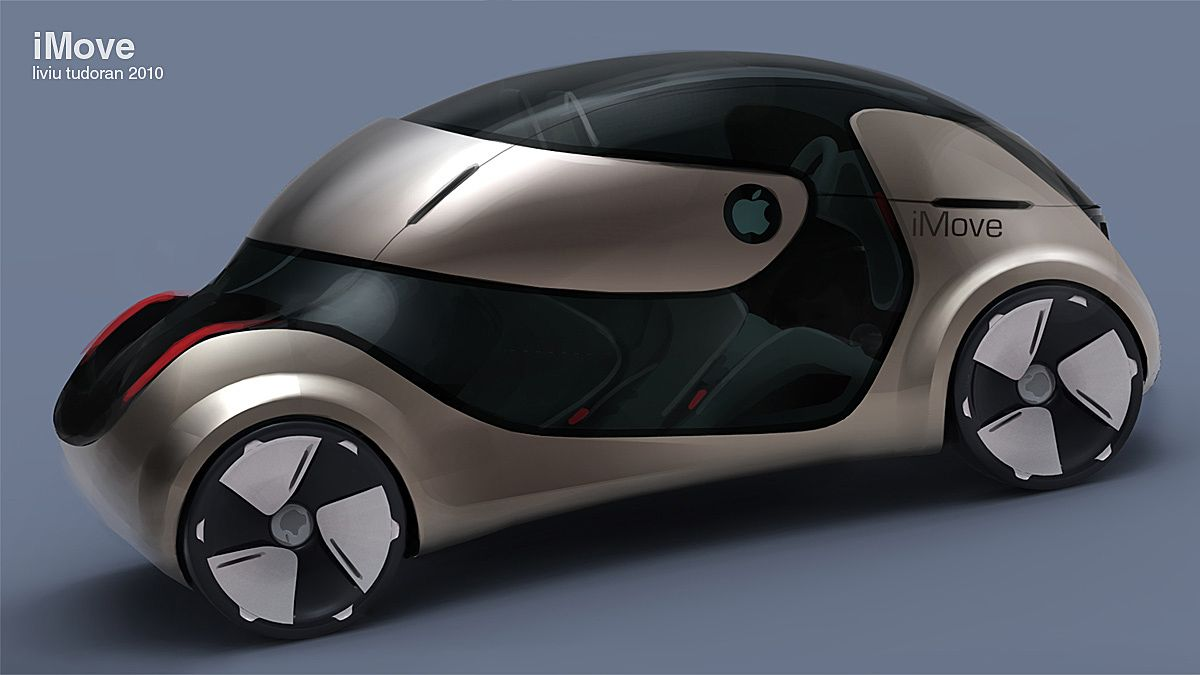 Bmw On Working With Apple We Live In A World Of Partnerships Hybrid Car Futuristic Cars Concept Cars