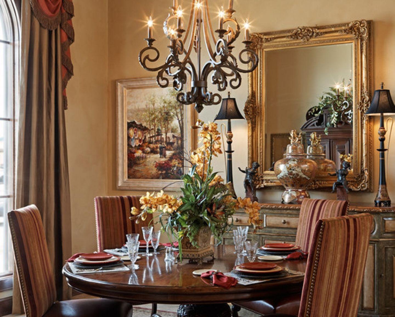 20 Outstanding Mediterranean Dining Design Ideas Mediterranean