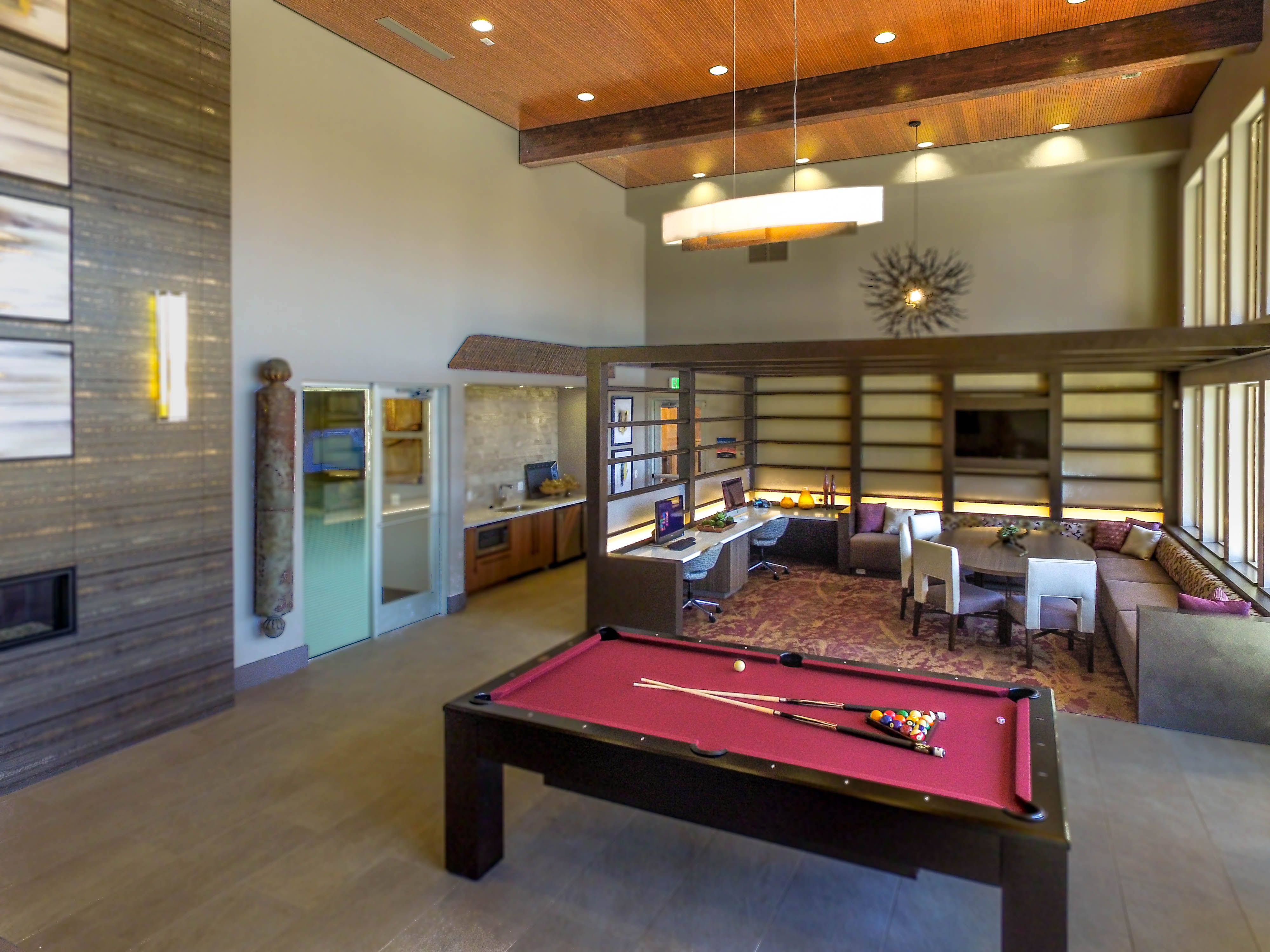 Modern Amenities And A Hip Atmosphere At Vela Meridian In South Denver