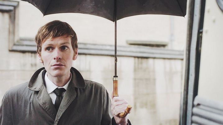 Endeavour, Masterpiece Mystery 2012/2013.  A chilling and thrilling mystery drama set in 1960's Oxford, England.