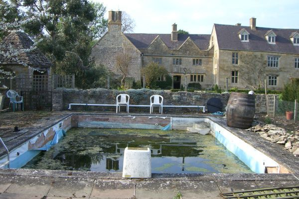 An Easy Cost Effective Way To Fill In Your Old Swimming Pool Grillo Services Projects In