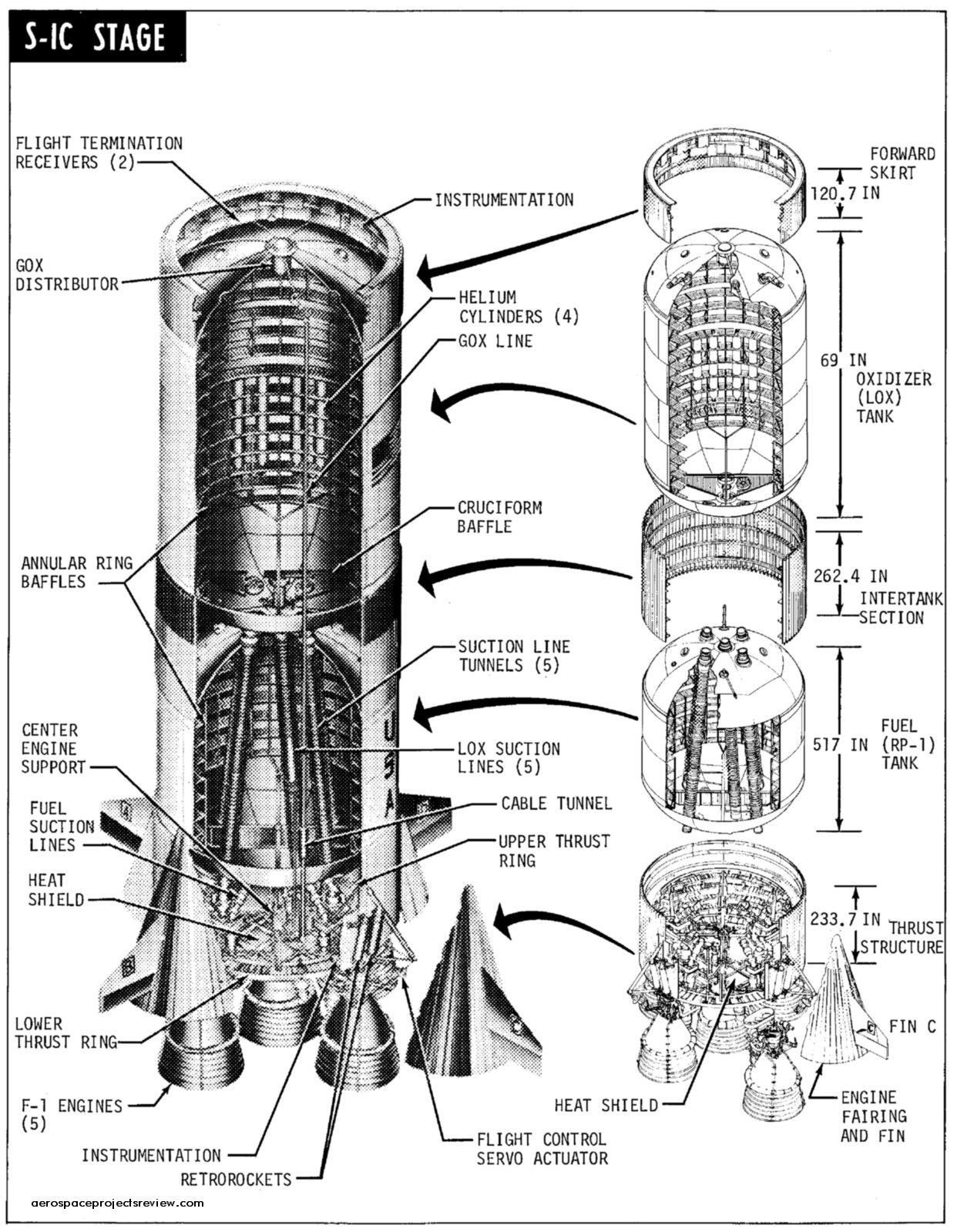 apollo 13 rocket drawing  page 3