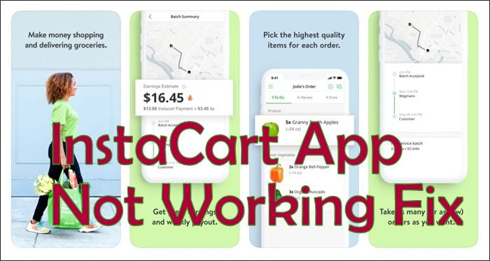 Since the launch of Instacart Shopping App for smartphones