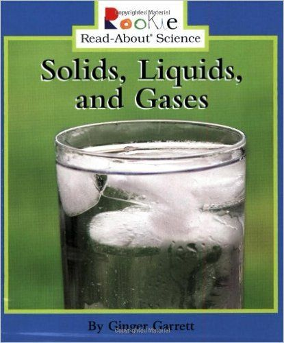 Solids, Liquids, And Gases (Rookie Read-About Science): Ginger Garrett: It seems like magic! It's not -- it's electricity. But how does a light actually work? In this clear and simple book learn all about electricity, how it's produced, and how it can be used. At the end you'll learn how to conduct fun experiments that will let you generate electricity yourself!