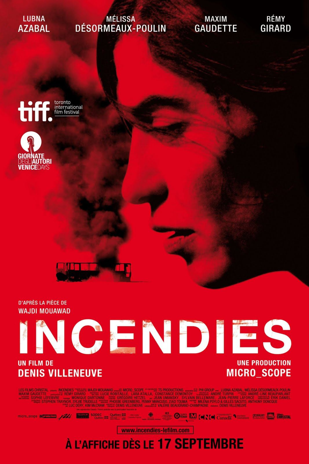 GRATUIT DVDRIP INCENDIES TÉLÉCHARGER FRENCH