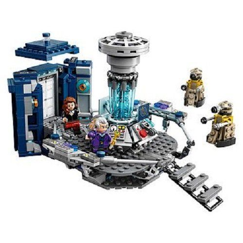 Amazon.com: Lego Doctor Who Assembly Kit - 21304 | Christmas For ...