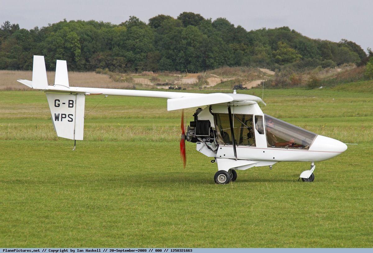 CFM Streak Shadow GBWPS aviation aircraft microlight