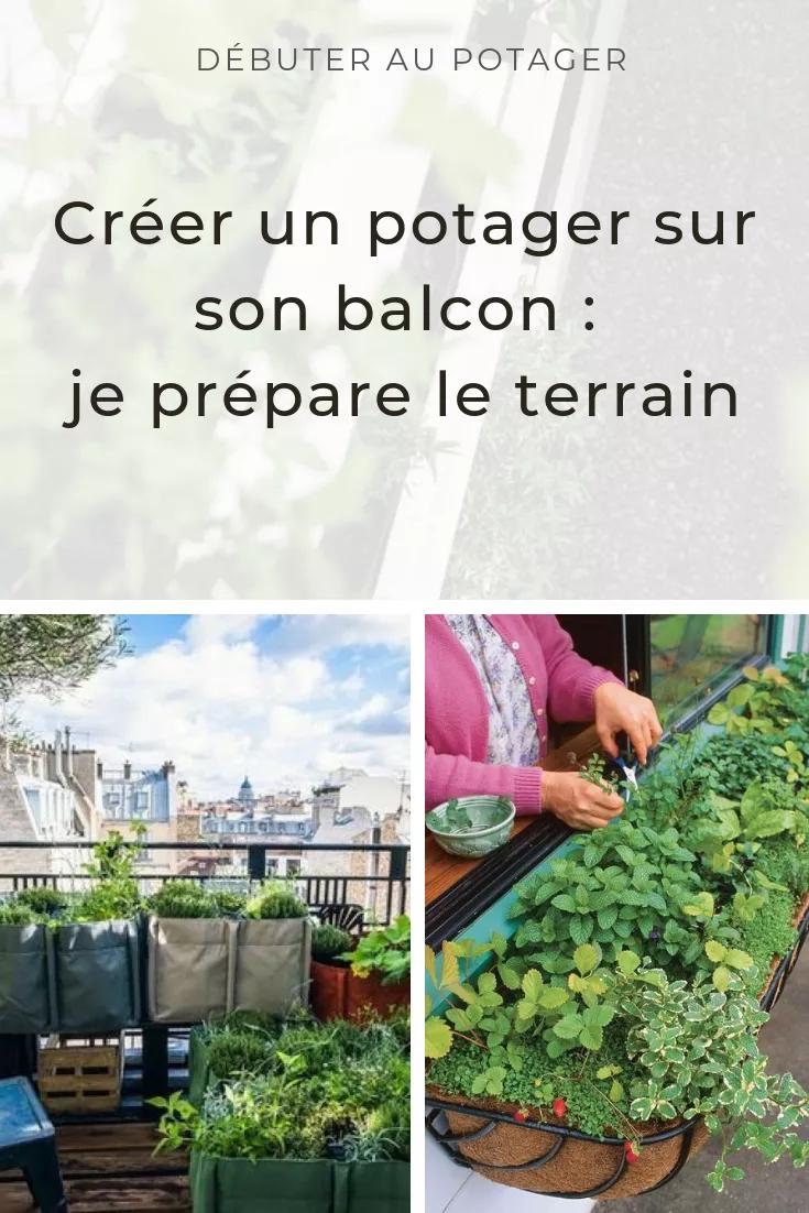 Photo of Créer un potager sur son balcon : Je prépare le terrain