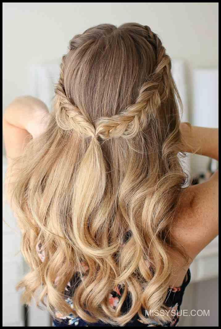 1001 Festliche Frisuren Zum Inspirieren Und Nachstylen Geflochtene Frisuren Festliche Frisuren Dunkelblonde Haare