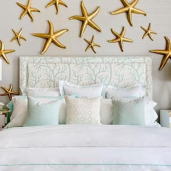 Gray and Gold Bedroom with Mint Green Bedding | *Decorating with ...