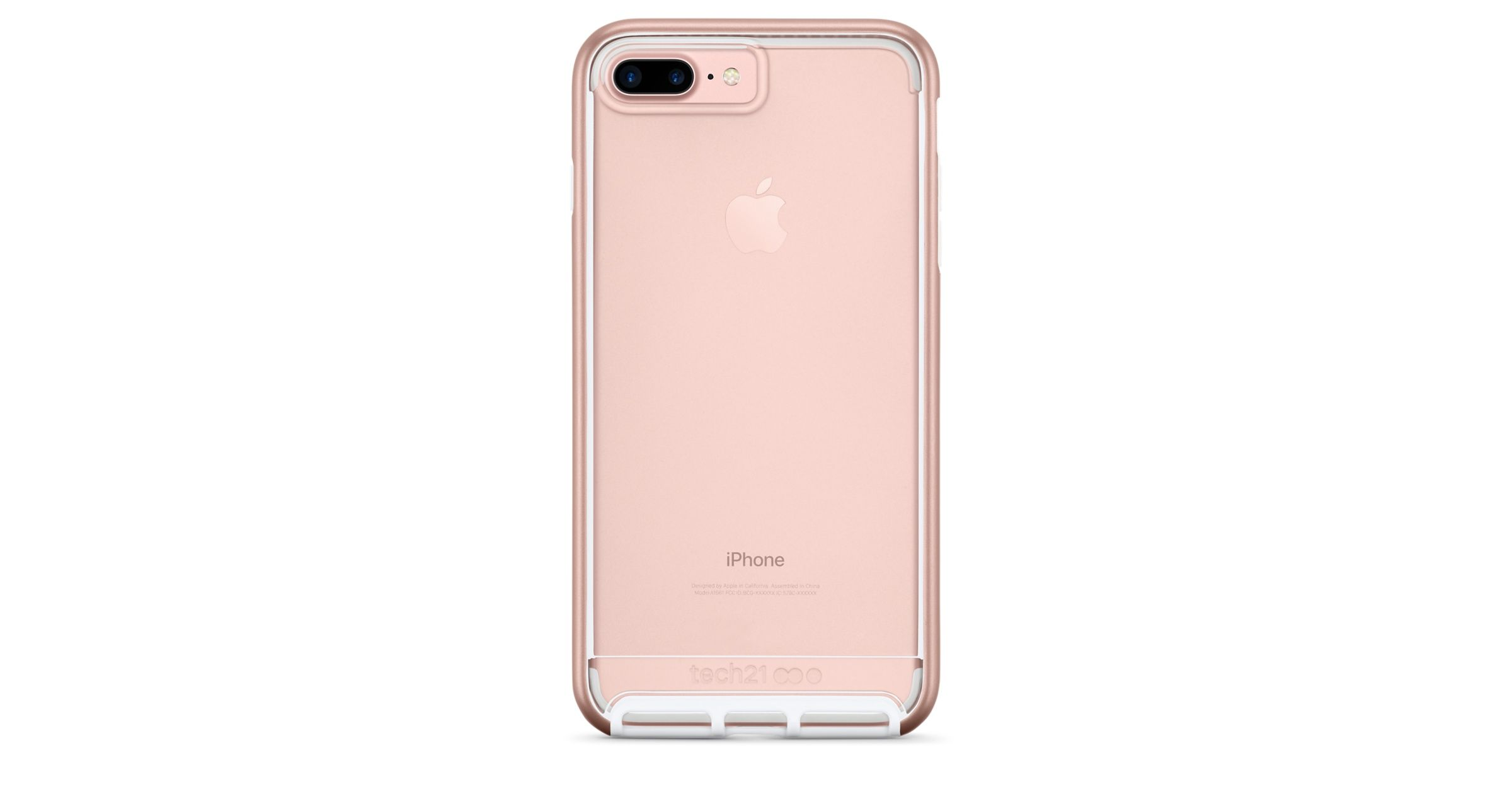 coque evo elite de tech21 pour iphone 8 plus / 7 plus