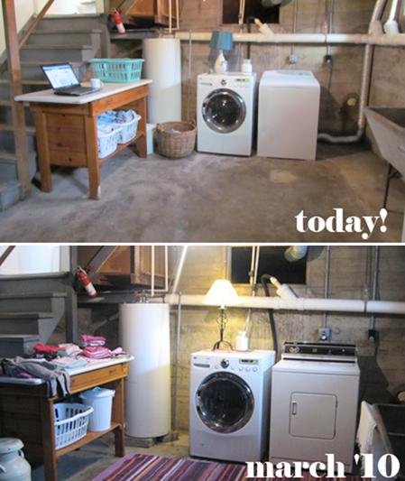 27 Coolest Basement Laundry Room Ideas My House Basement