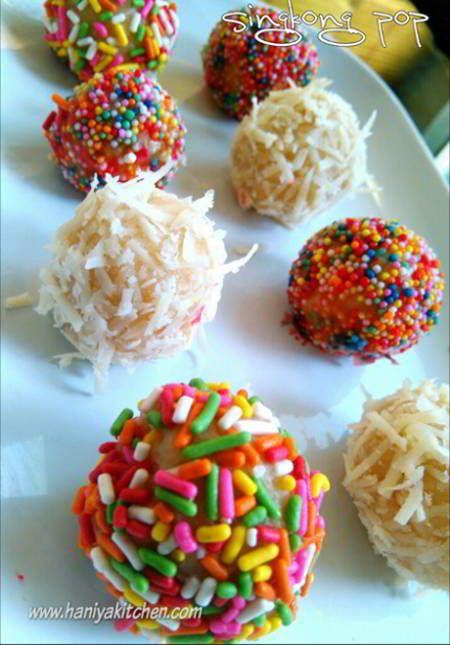 Resep Membuat Singkong Pop Praktis Istimewa Resep Ide Makanan Makanan