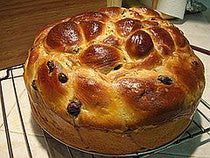 recipe: paska recipe with saffron [34]
