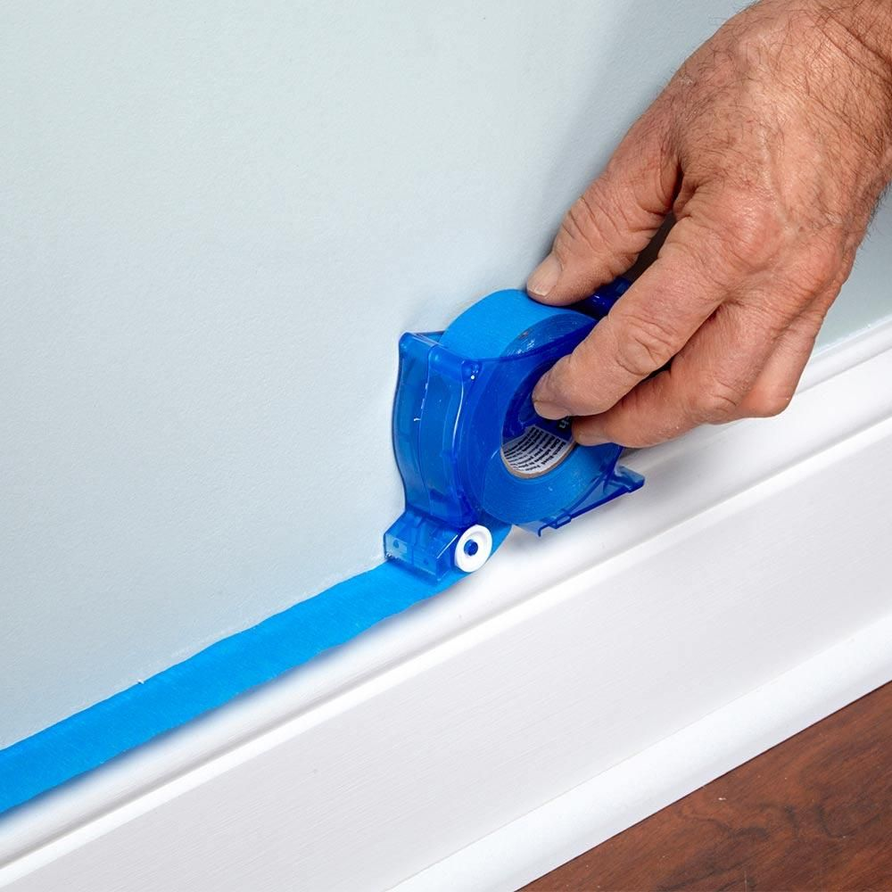 Tips For How To Use Painter S Tape Painters Tape Storing Paint Paint Prep