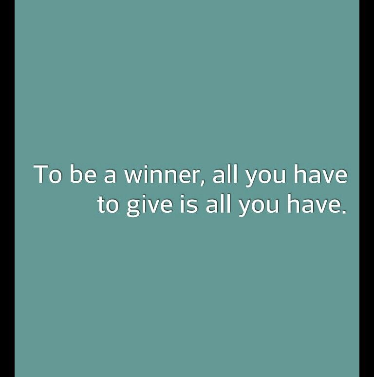 Winner Quotes Gorgeous Winner Quote  Achieving Goals  Pinterest  Winner Quotes And .