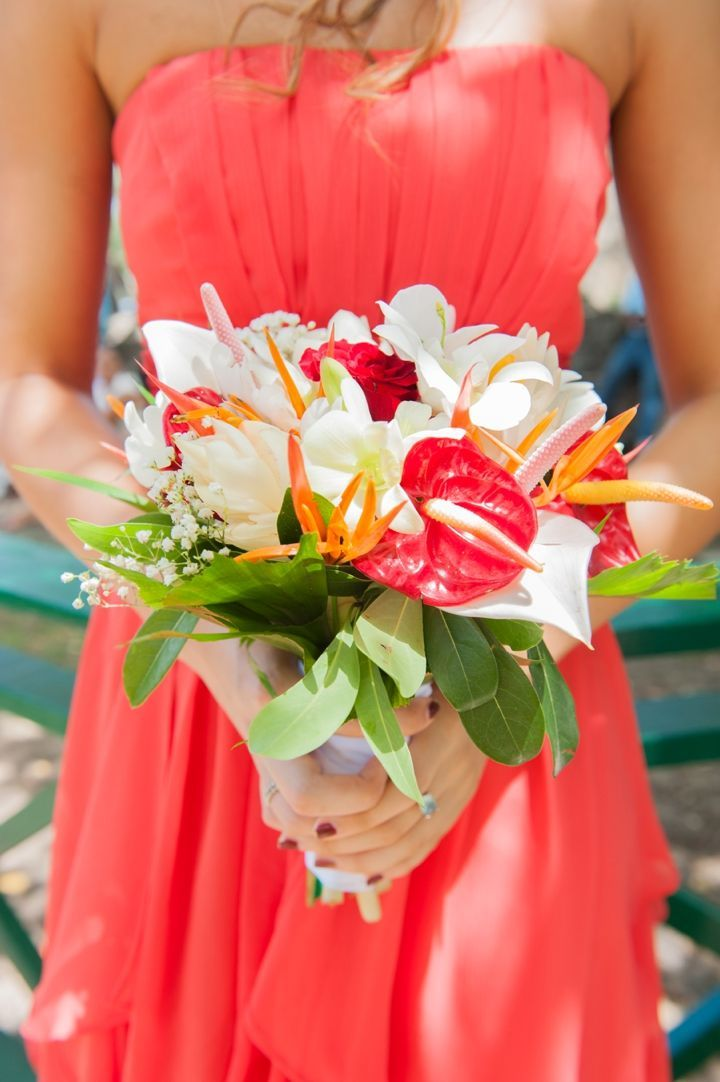 Caribbean Destination Wedding Location: Saint Lucia