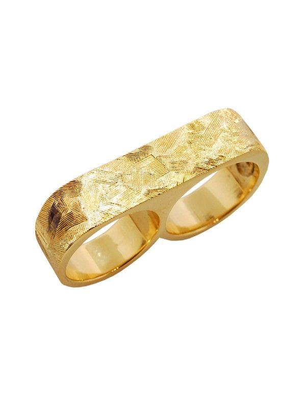 Erica Anenberg Paintbrush Twosome Ring, Erica Anenberg Twosome Ring, Erica Anenberg Ring, Erica Anenberg, Erica Anenberg Free Shipping