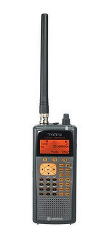 RadioShack Digital Triple-Trunking Handheld Radio Scanner