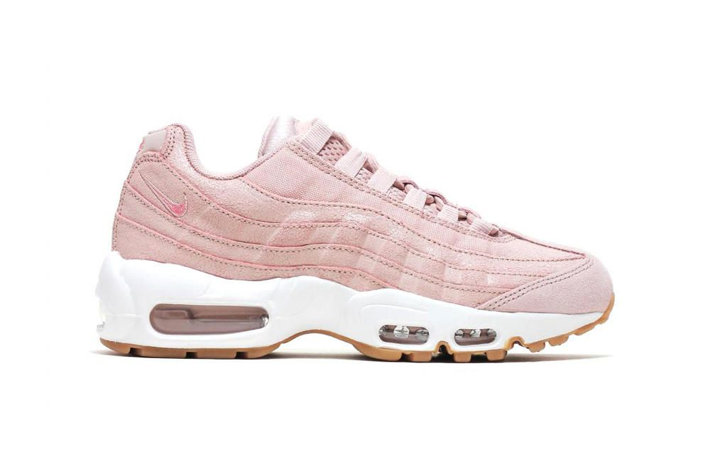 Nike air max, Nike air max 95, Pink nikes