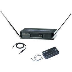 Audio Technica Atw 251 Freeway Vhf Guitar Wireless System Wireless System Audio Technica Dipole Antenna