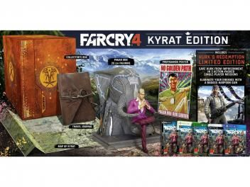 Far Cry 4 Kyrat Edition para PS3 - Ubisoft