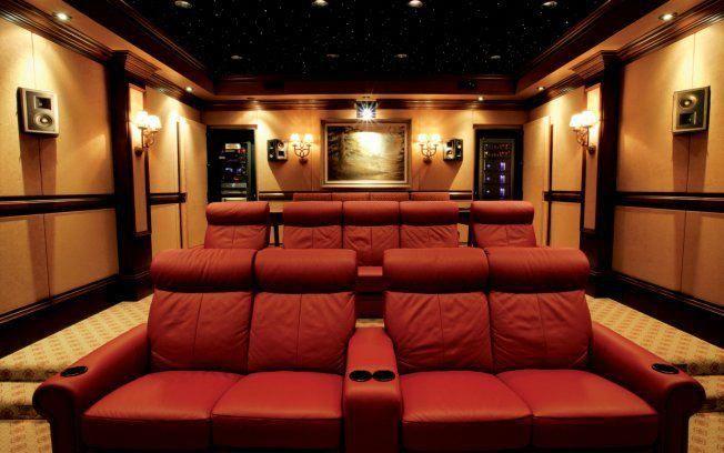 Home theater melhor do que cinema - Objetos de Desejo - # ...