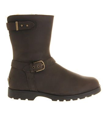 Ugg Australia Grandle Ankle Boots Color: Brown