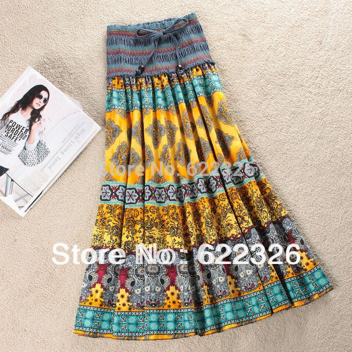 Buy Long Skirts Online