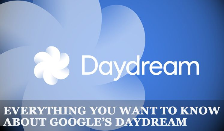 In the simplest terms possible, #Daydream is going to be the home of #VR content inside #Android. #VR #VRcontent #DaydreamController