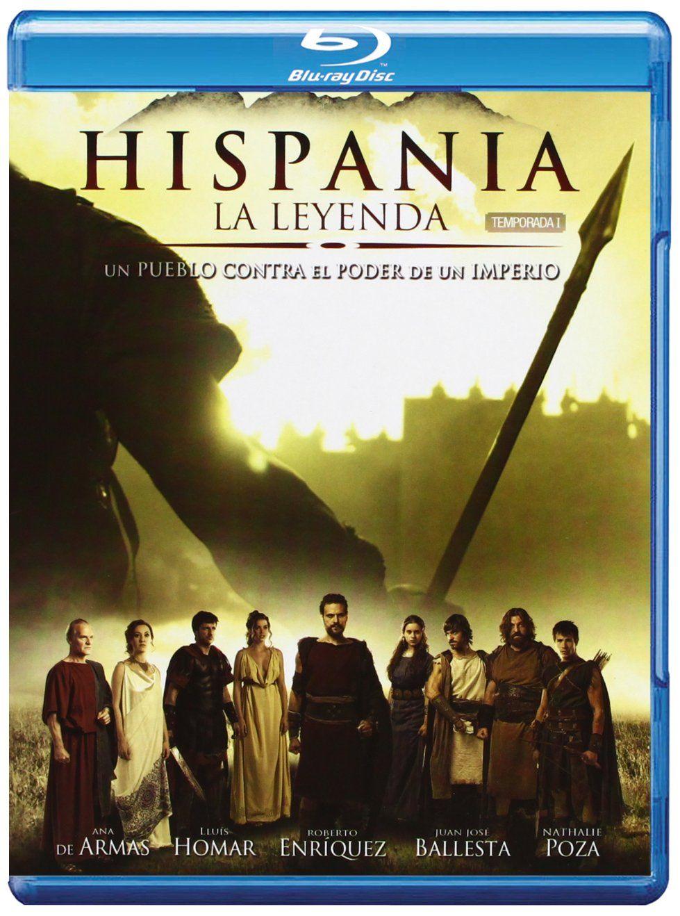 Hispania La Leyenda Full Movie hispania. la leyenda - serie completa [blu-ray] #leyenda