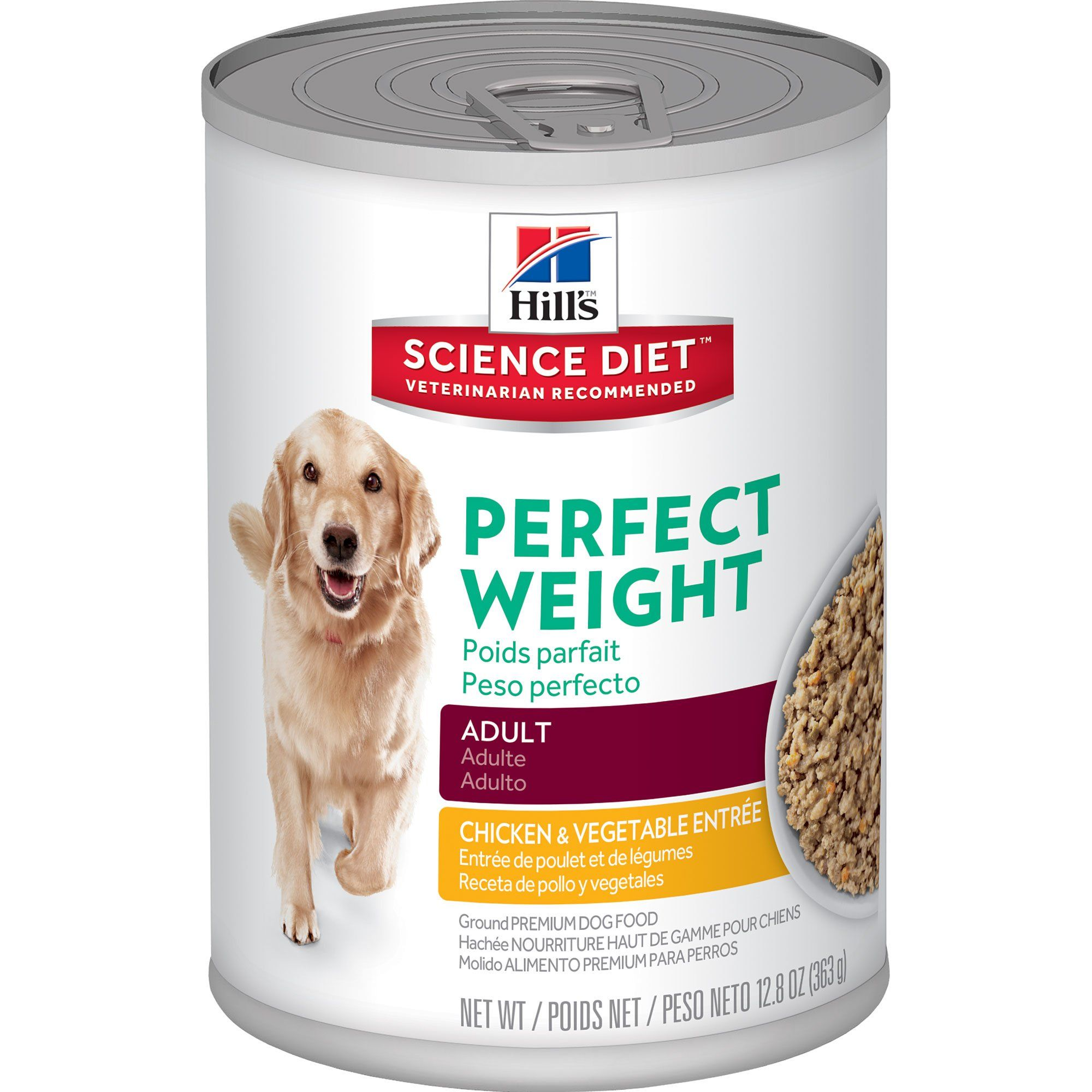 Hill S Science Diet Adult Perfect Weight Chicken Vegetable