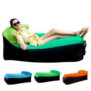 Hake Inflatable Lounger Air Sofa Chair Inflatable Lounger Air