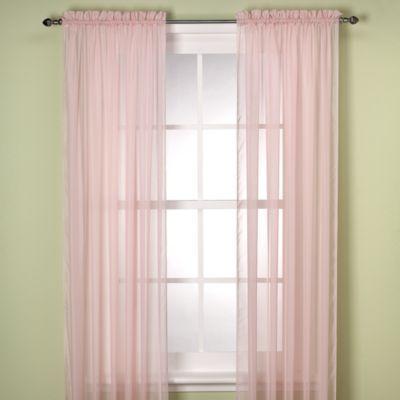 Elegance Sheer Window Panel