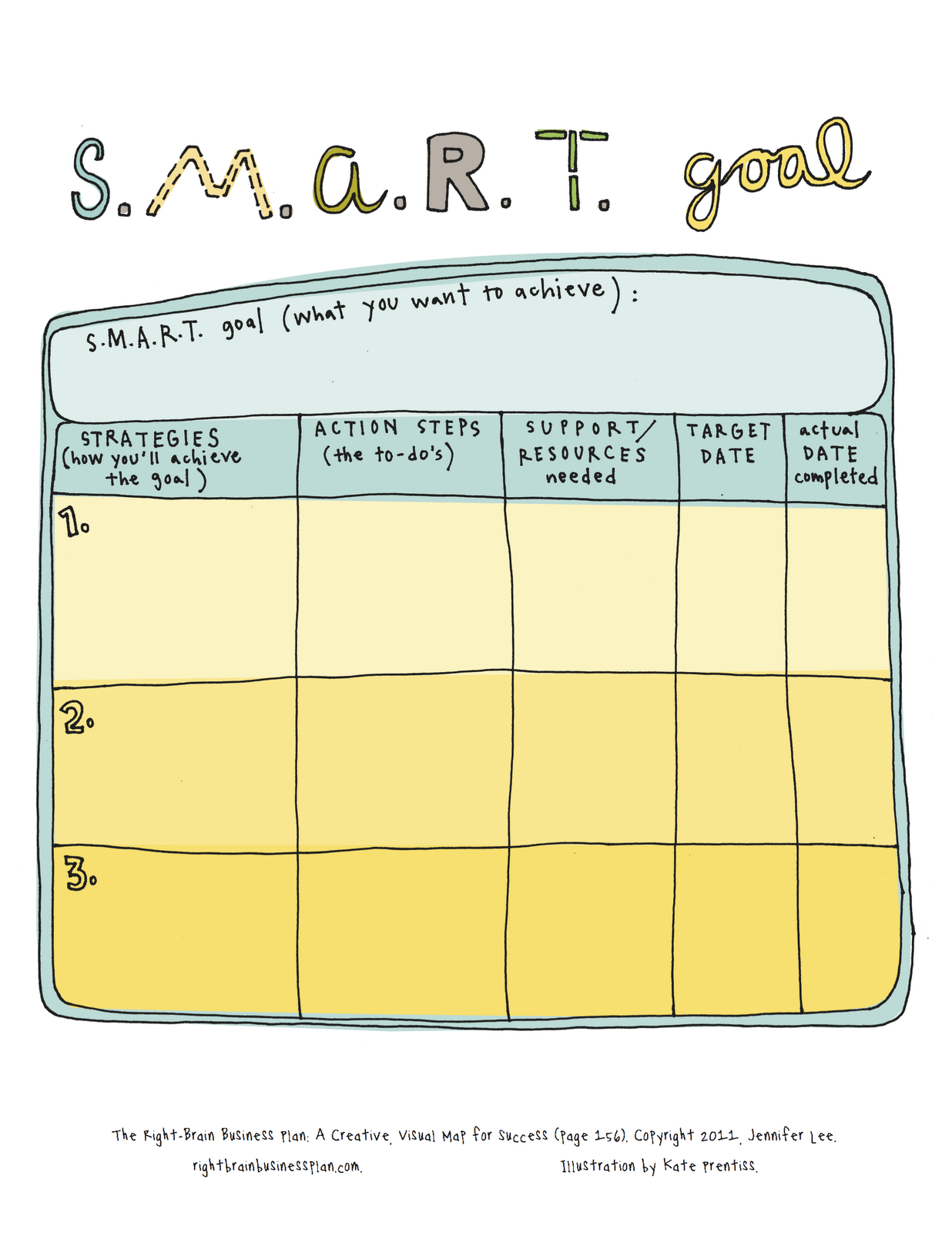 pretty pink ponies: Development topic #1: Goal-setting (imgs) | Etsy ...