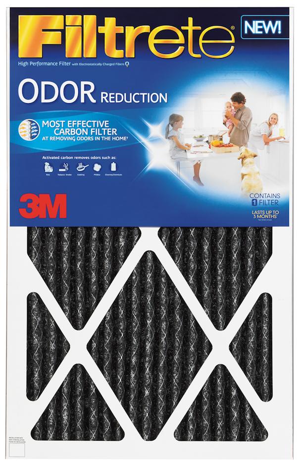 Filtrete Odor Reduction Filter Furnace filters, Hvac