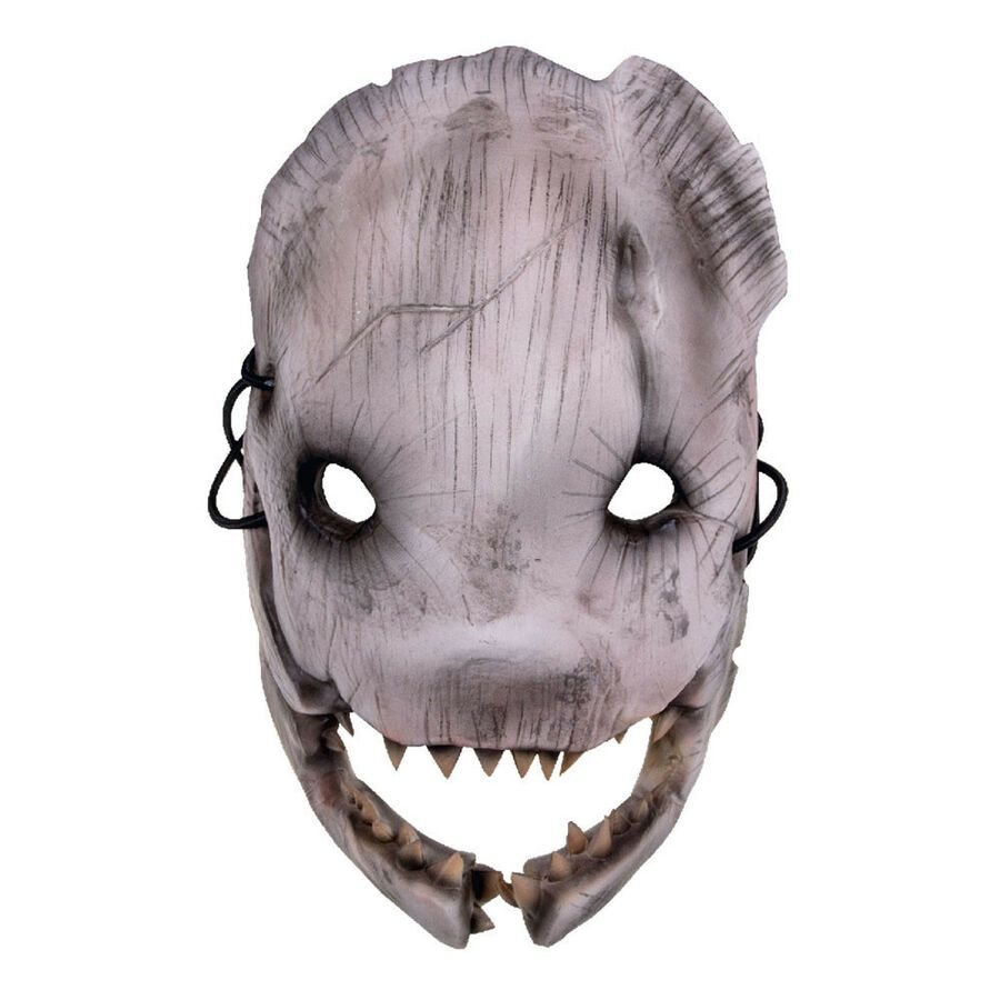 Trapper Hhunter Halloween Costumes 2020 Details about DEAD BY DAYLIGHT Replica Trapper Face Vinyl Cosplay
