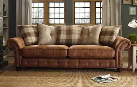 Oakland 4 Seater Pillow Back Sofa Oakland Dfs Mydfs Http Www Dfs Co Uk Oakland Okl14aokl Country Living Room Cottage Style Sofa Cosy Living Room
