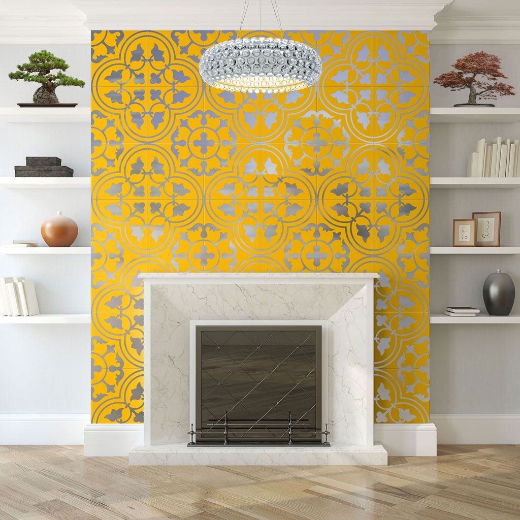 AirTiles - Metal Wall Panels - Large Scale Art & Patterns ...