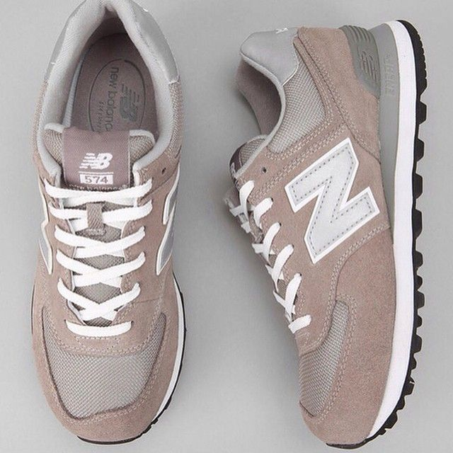New Balance one of super comfy shoes