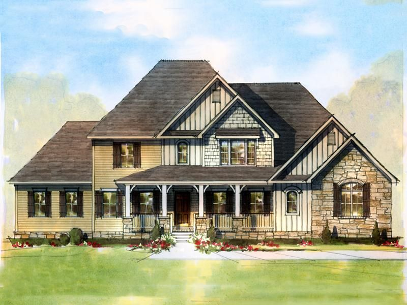 Stoneridge b carolina schumacher homes home plans for Stoneridge builders