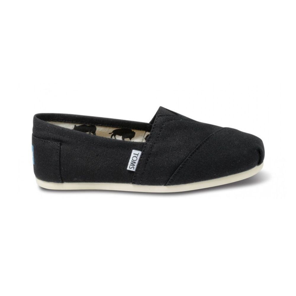 eade278535646b Mens TOMS Classic Slip-On Casual Shoe | Toms, Toms classic and Of