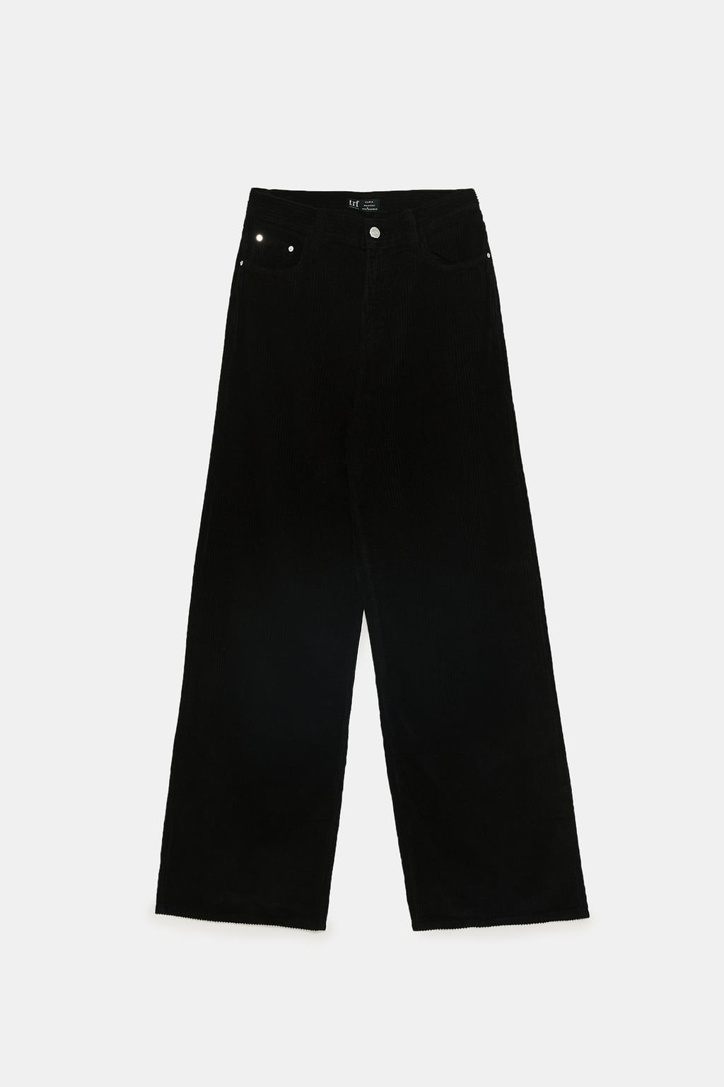 ab90bfedbf Image 8 of WIDE-LEG CORDUROY TROUSERS from Zara | Santa baby ...