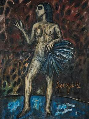 Saffron Art collection.