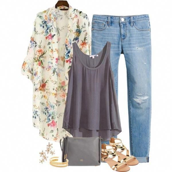 How To Wear Jeans and sandals (outfit only) Outfit Idea 2017 - Fashion Trends Re...#fashion #idea #jeans #outfit #sandals #trends #wear