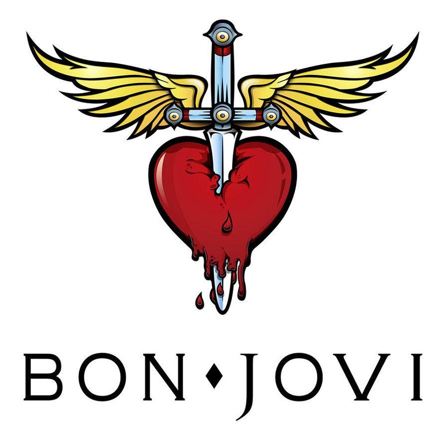 Image result for bon jovi logo png