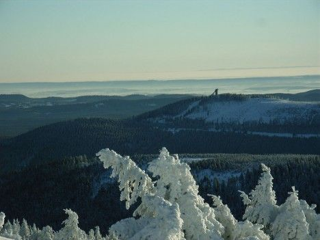 Harz National Park protects the highest peak of Northern Germany